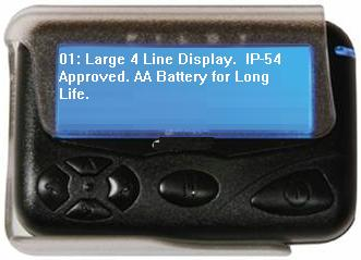 990 Pilot Pager